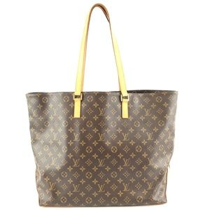 Cabas Alto Neverfull XL style Canvas Tote